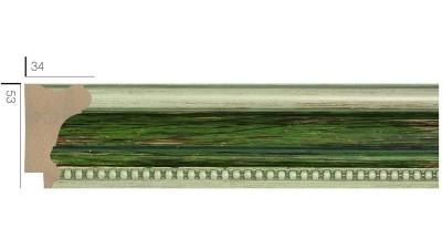 DC-5334-5 Пластиковый Багет