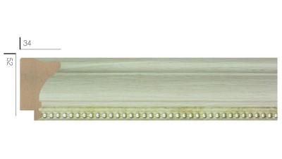 DL-5262 Пластиковый Багет