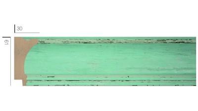 DL-61109 Пластиковый Багет